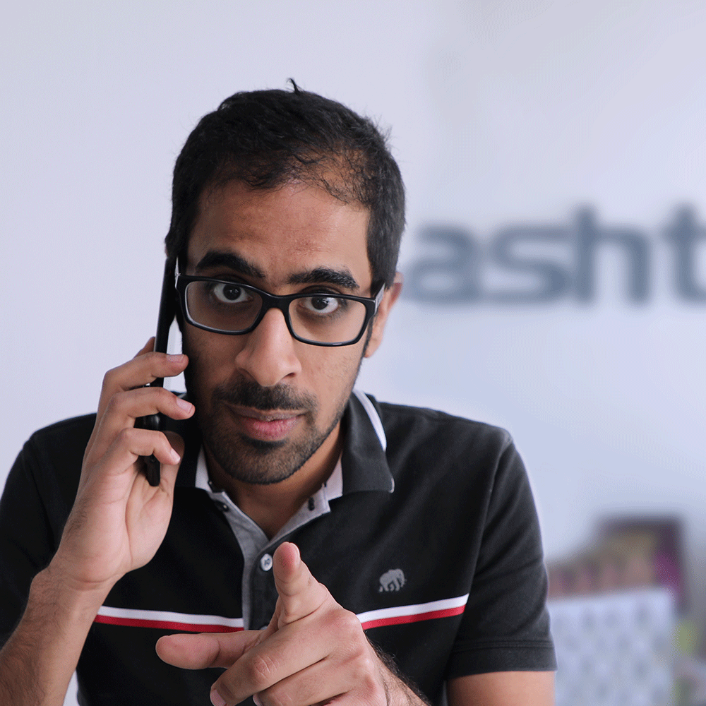 Social Media Manager- Abdulrhman Alzamil