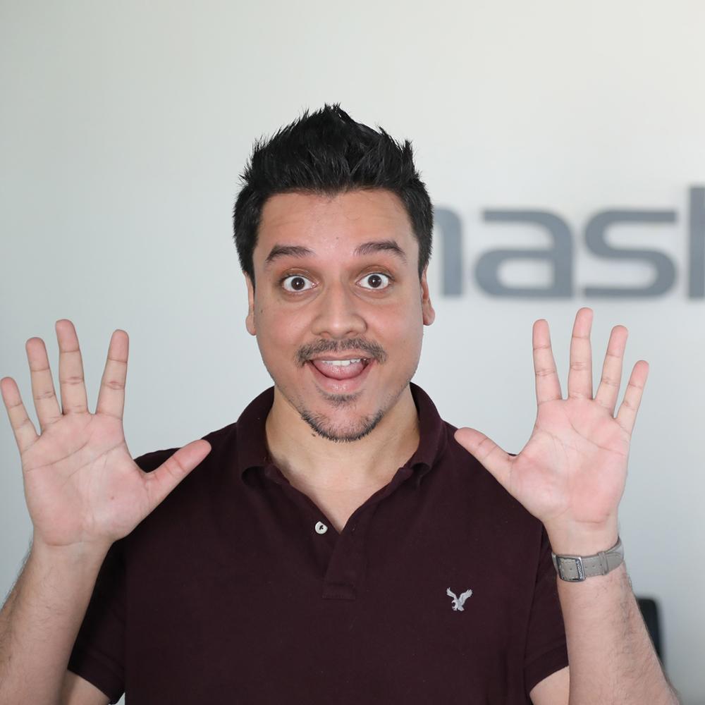 Social Media Planner - Taha Hameedi