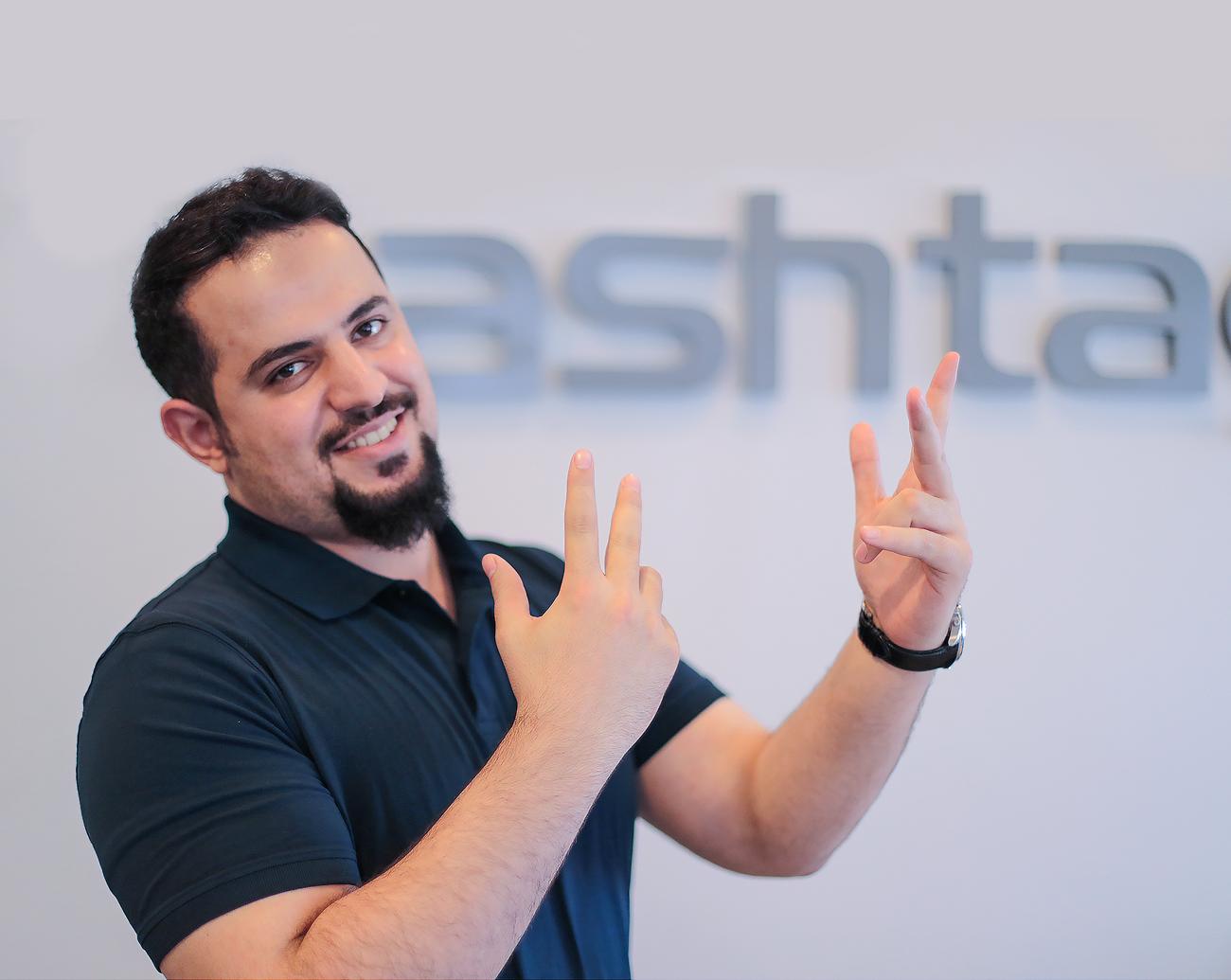 Social Media Manager- Abdullah Abu Hleil
