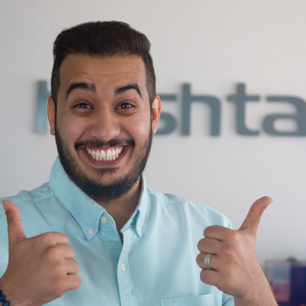 Communications Director - Ibrahim Alhamdani