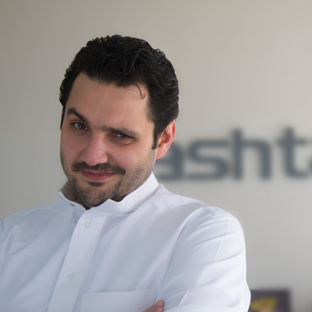 Managing Director - Jihad Al Toukhi